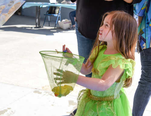 Fun at the Purim Carnival!  (photos by: Suzy Demeter)